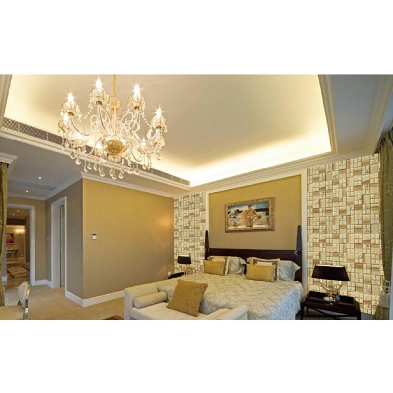 Crackle Glass Tile Hand Paint Cystal Glass Resin With Shell Tile Backsplash Wall Tiles Decorative Bathroom Tile