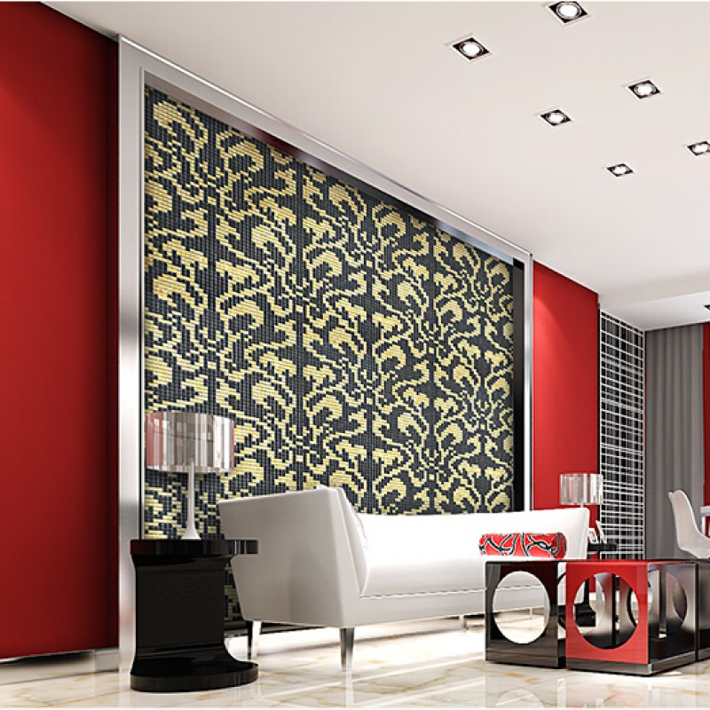 Luxury Decorative Wall Tile Murals Photo Painting Ideas