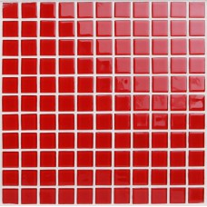 Red glass backsplash tile Kitchen mosaic art designs 3019 Crystal glass bathroom wall flooring tiles Swimming pool floor tiles