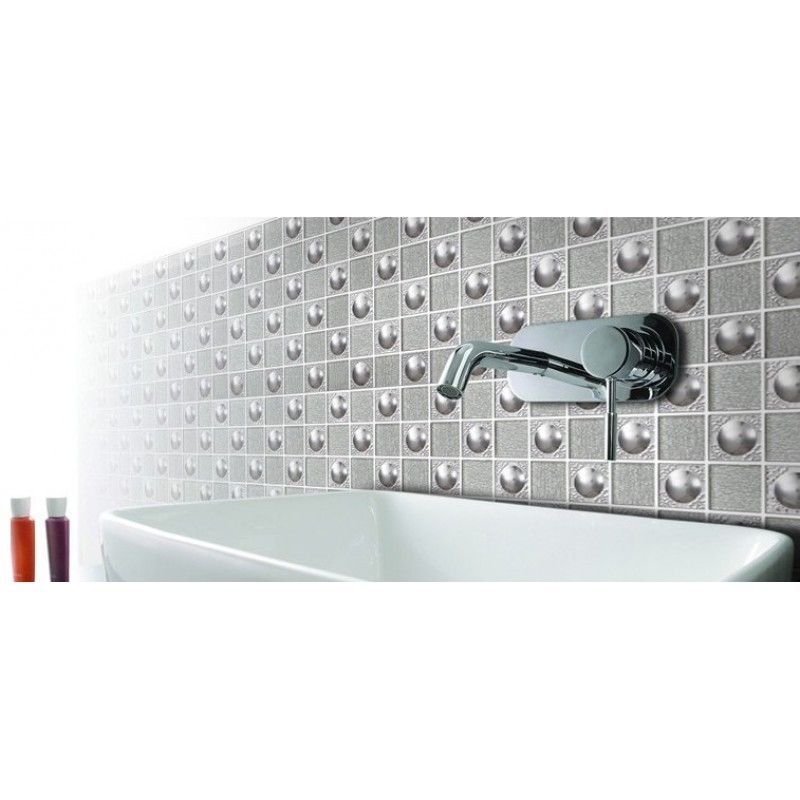 metallic tiles kitchen metallic kitchen wall tiles metal mix glass mosaic tile 4104