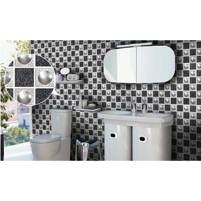 Http Www Bravotti Com Metallic Kitchen Wall Tiles Metal Mix Glass Mosaic Tile Patterns P1282