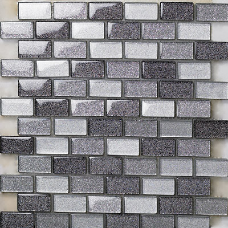 Crystal Glass Mosaic Tiles Subway Tile Sheets Glass Tile Backsplash Ideas  Kitchen Wall Stickers Bathroom Floor Tiles ...