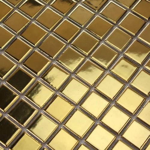 Porcelain Floor Tile sheet Ceramic Mosaic Tile Bathroom Wall Tiles Mosaic Porcelain Mirror Tiles Kitchen Backsplash sticker 8252
