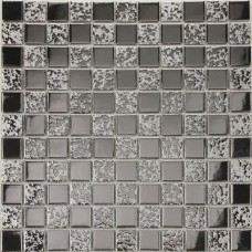 Porcelain Floor Tile Sheets Plating Slip Mosaic Art Bathroom Wall Mirror Tiles Backsplash Sticker Kitchen Design Pool Tiles 8255