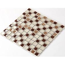 porcelain tile backsplash crackle kitchen wall tiles cracked ceramic mosaic tiles A004 bathroom shower floor mirror sticker home decor