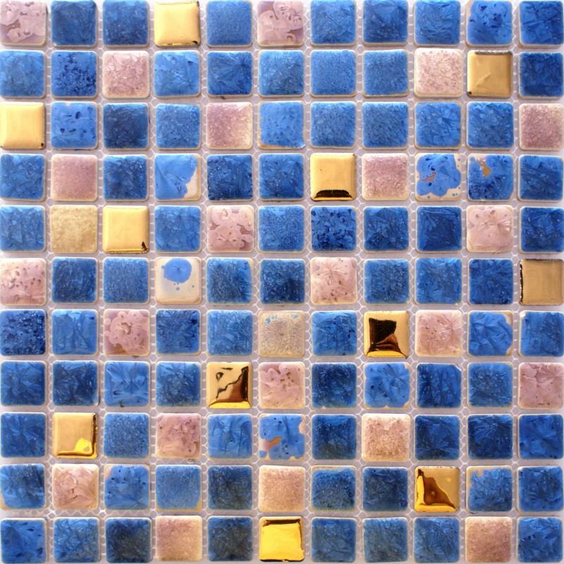Porcelain Mosaic Tile Fireplace Wall Sticker Square 1