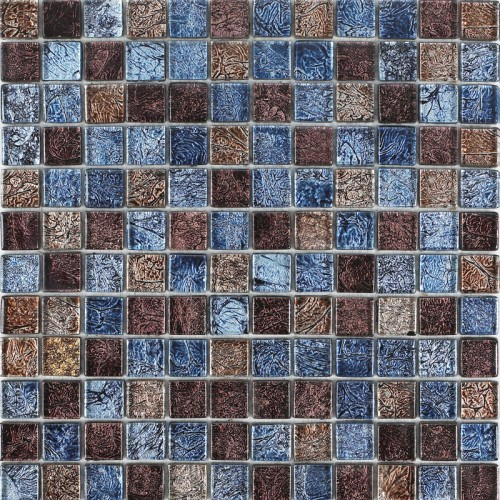 Mosaic Tile Apartment Ideas: Glossy Glass Tile Backsplash Ideas Bathroom Mosaic Sheets