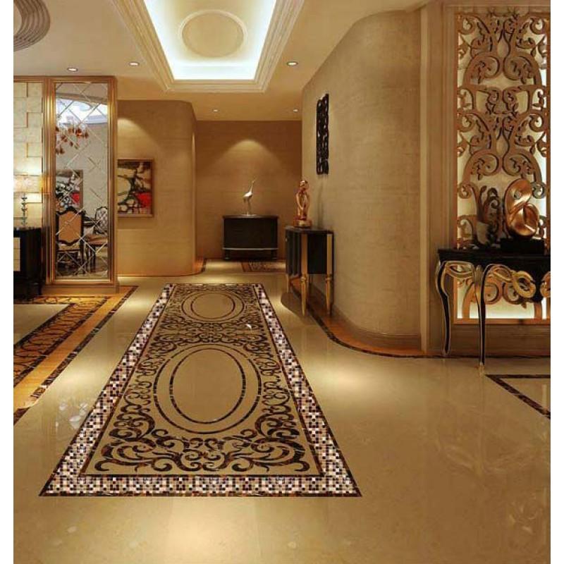 Glass Tiles Sheet Diamond Mosaic Art Wall Sticker Kitchen