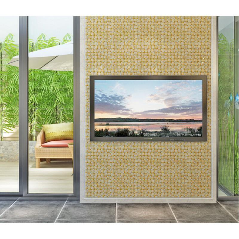 Kitchen Backsplash Yellow frosted glass backsplash in kitchen mosaic tile designs bathroom