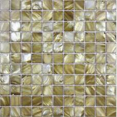 Mother of Pearl Tile Mosaic Floor Sticker Painted Colorful Shell Tiles Kitchen Backsplash Design Fresh Water Seashell Wall BK008