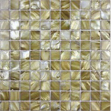 Mother of Pearl Tile Mosaic Floor Sticker Painted Colorful Shell Tiles Kitchen Backsplash Design Fresh Water Seashell Wall BK008