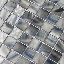Mother of Pearl Mosaic Tiles Wall Stickers Painted BK009 Shell Tile Backsplash Kitchen Design Natural Seashell Bathroom Floor