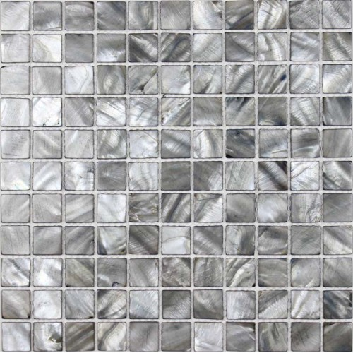 shell mosaic tile kitchen backsplash ideas freshwater mother of pearl