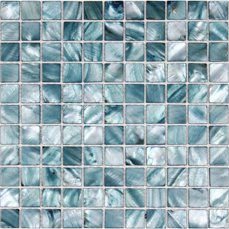 Shell Tile Mosaic Wall Stickers Fresh Water Mother of Pearl Tiles Backsplash Kitchen Natural Seashell Bathroom ...