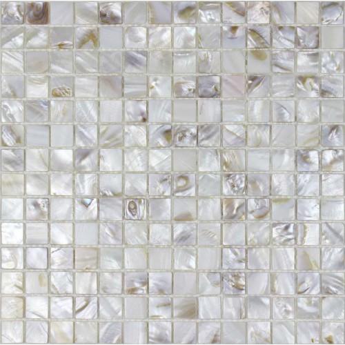 "Mother of pearl tile 4/5"" natural shell tiles kitchen backsplash tile BK05 seashell mosaic bathroom tiles mirrored wall stickers"