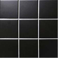 black matte porcelain tile NON-SLIP tile washroom wall tiles shower tile kitchen wall backsplashes tile pool tiles kitchen decor XMGTM01