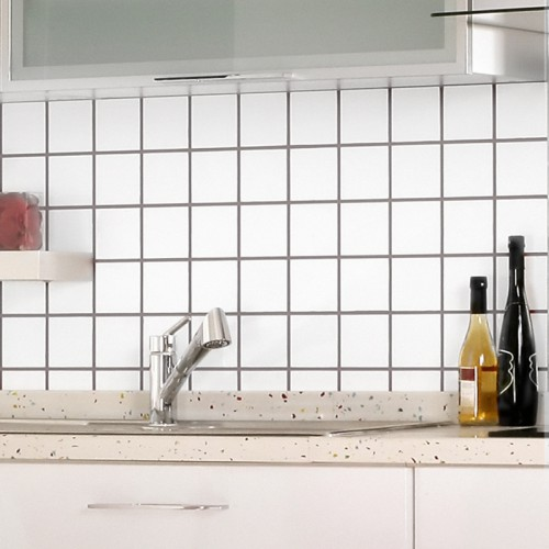 white matte porcelain tile NON-SLIP tile washroom wall tiles shower tile kitchen wall backsplashes tile pool tiles  XMGT1BT