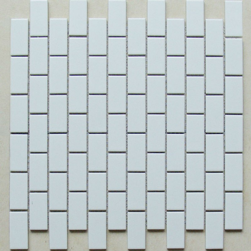 Porcelain Tiles Floor Tile Sheets Plating Slip Mosaic Bathroom Wall Mirror  Tiles Backsplash Sticker Kitchen Design Pool CZM213BT
