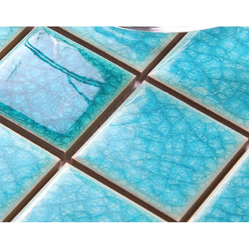 Turquoise Pool Tile Designs