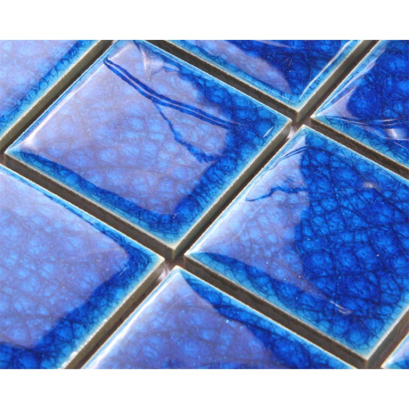 Mosaic pool tiles tile design ideas for Swimming pool tile pictures