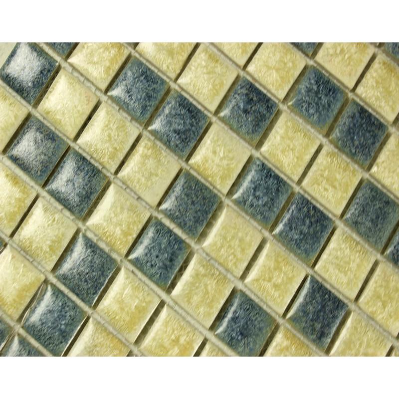 Glazed Ceramic Tile Backsplash