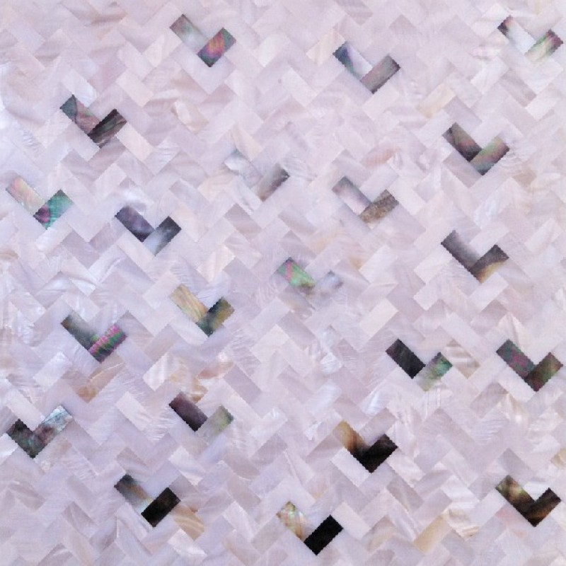 Seashell Tile Natural Kitchen Backsplash Cheap Interior Wall Tiles Seamless Shell Mosaic Sheets