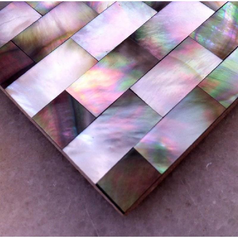 Cheapest Bathroom Tiles: Seashell Mosaic Sheets Cheap Wall Tiles Bathroom Natural