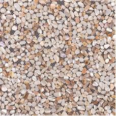 Seashell tiles mother of pearl backsplash irregular mosaic floor tiles random chips shell tile for kitchen and bathroom FWS004