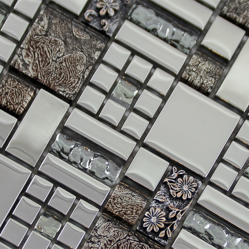 Ceramic Tile Kitchen Backsplash Designs