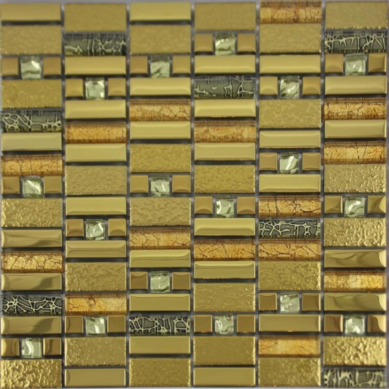 Gold Plated Crystal Glass Mosaic Tile Glass Diamond Tile Kitchen Backsplash Tile  Floor Sticker Design Bathroom. Gold Plated Crystal Glass Mosaic Tile Glass Diamond Tile Art Wall
