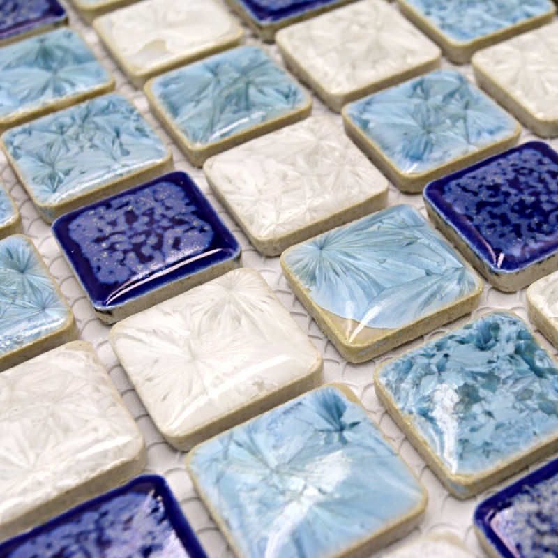 porcelain ceramic mosaic tiles kitchen backsplash cheap bathroom ...