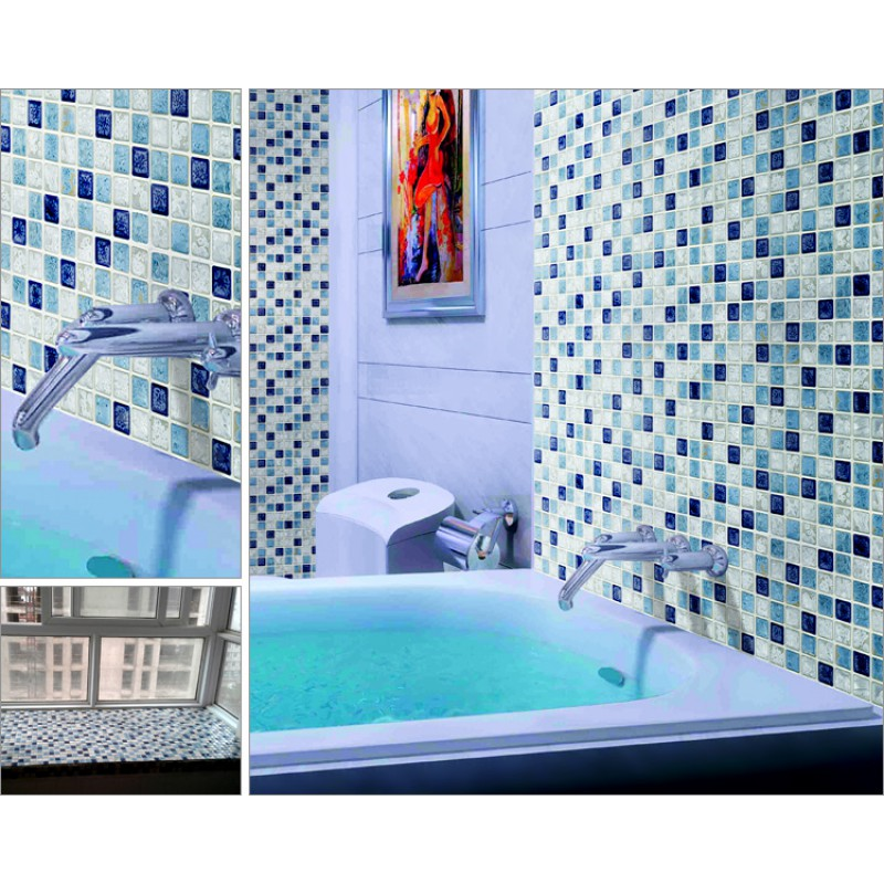 Kitchen Tiles Mosaic porcelain ceramic mosaic tiles kitchen backsplash cheap bathroom