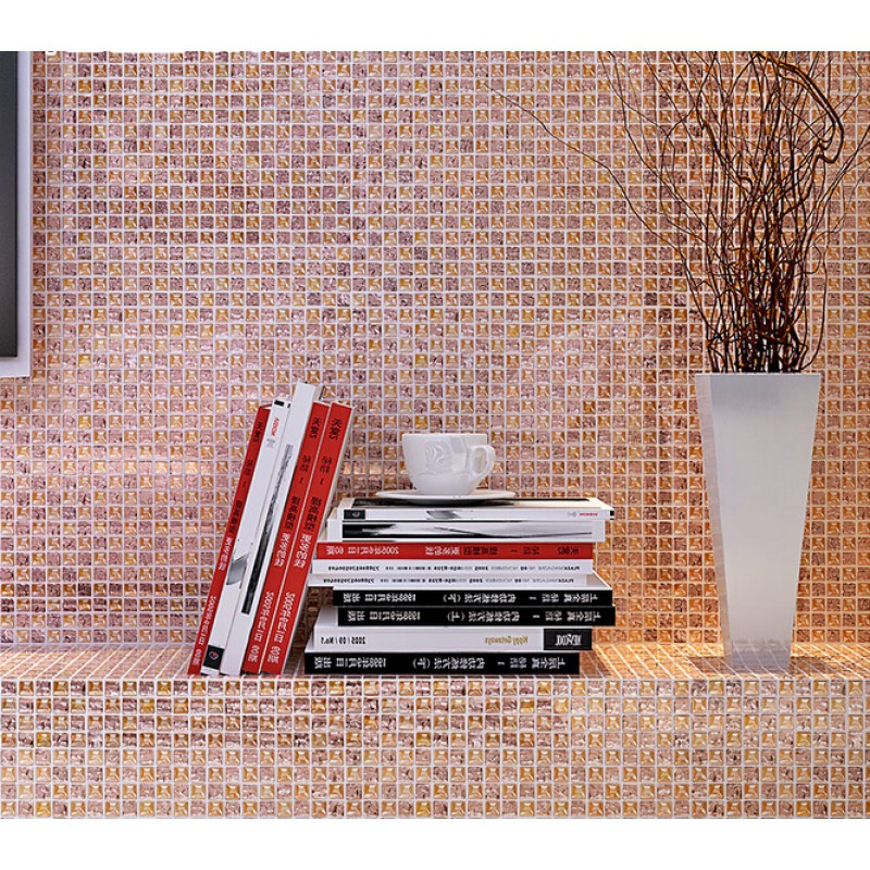 ... Glass Wall Tiles Backsplash Ideas Bathroom Brown Mosaic Bubble Patterns  Cheap Kitchen Backsplashes Tile Designs CGZA80 ...