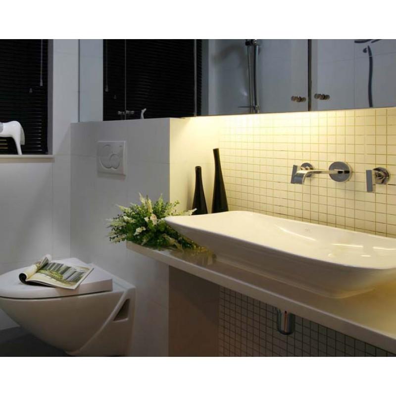 Porcelain tile backsplash tile design ideas for Installing glass tile with mesh back