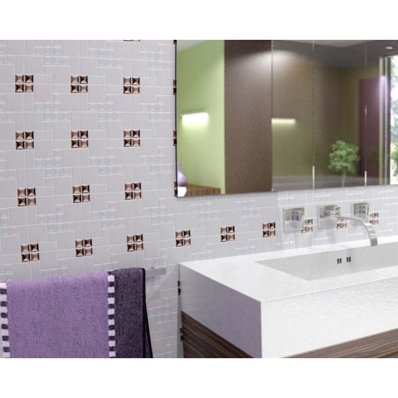 Glazed Porcelain Tile Kitchen Backsplash Tiles Ceramic Floor Mosaic Hd 299 Porcelain Mosaic Wall Decor Bathroom Wall Stickers