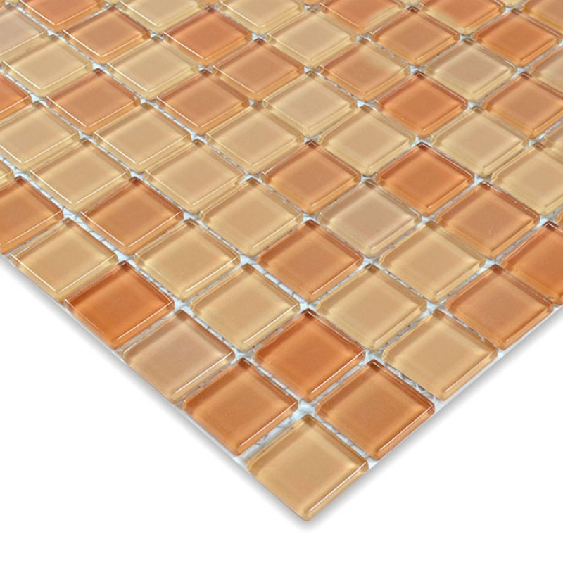 Glass Mosaic Tile Sheets Crystal Glass Swimming Pool Tiles Bathroom Floor  Sticker Kitchen Liner Wall Tile Backsplash HS0019 Part 93