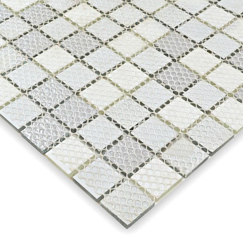 Gl Mosaic Tile Sheets Crystal Swimming Pool Tiles Bathroom Floor Sticker Kitchen Liner Wall Backsplash Hs0022