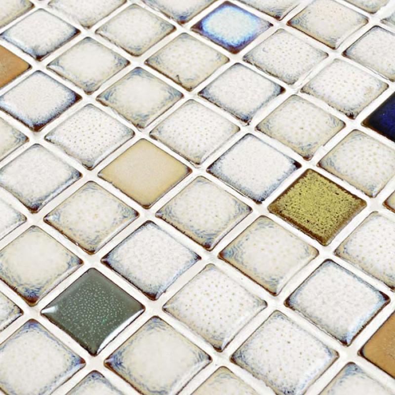 Mosaic Tile Porcelain Tiles shower Floor design Kitchen Backsplash ...