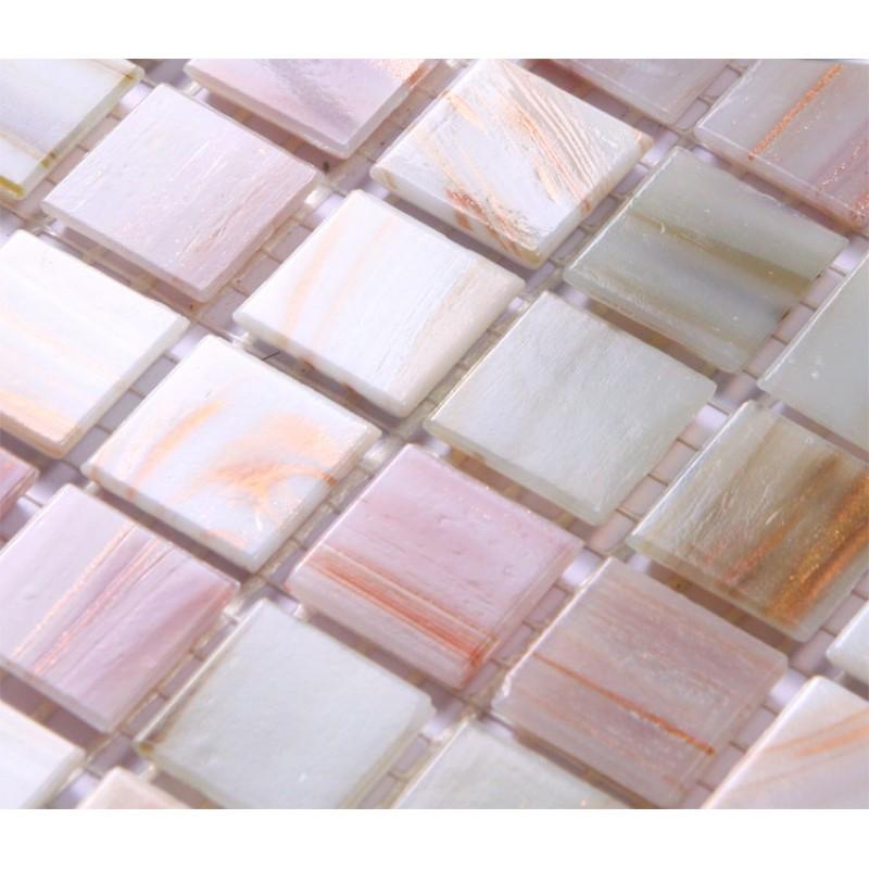 Crystal glass tile sheets 4/5\