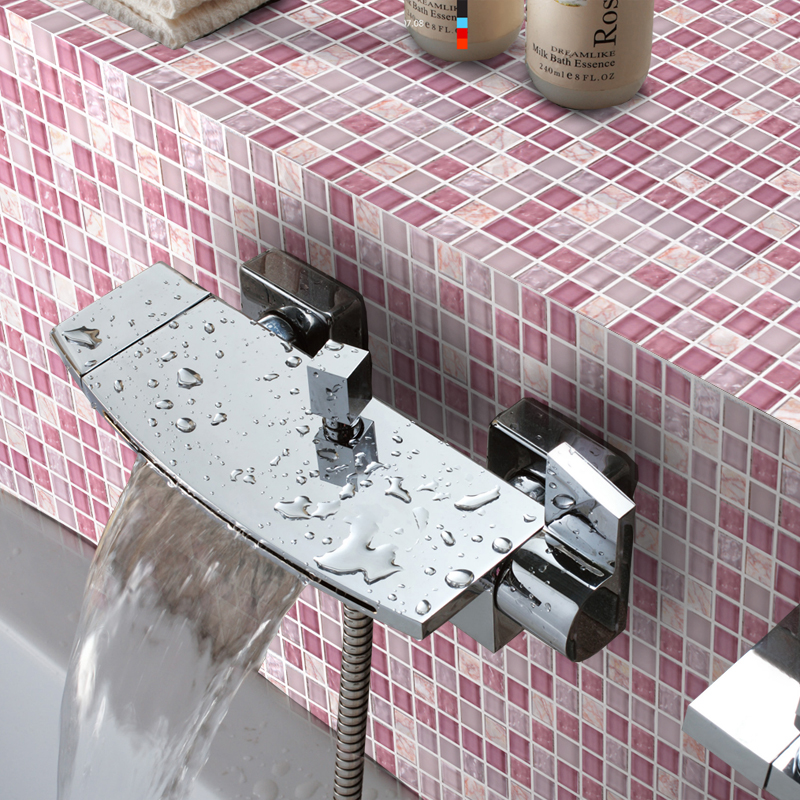 Pink glass stone tile mosaic square 35 frosted glass tiles