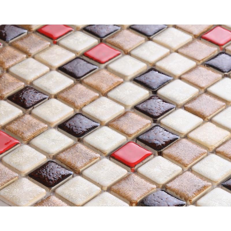 mosaic bathroom floor mirror kitchen backsplash designs KL 663