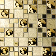Crystal Glass Tiles Sheet KL882 Mosaic Art Wall Stickers Kitchen Backsplash Tile Design Bathroom Shower Floor Bedroom plating