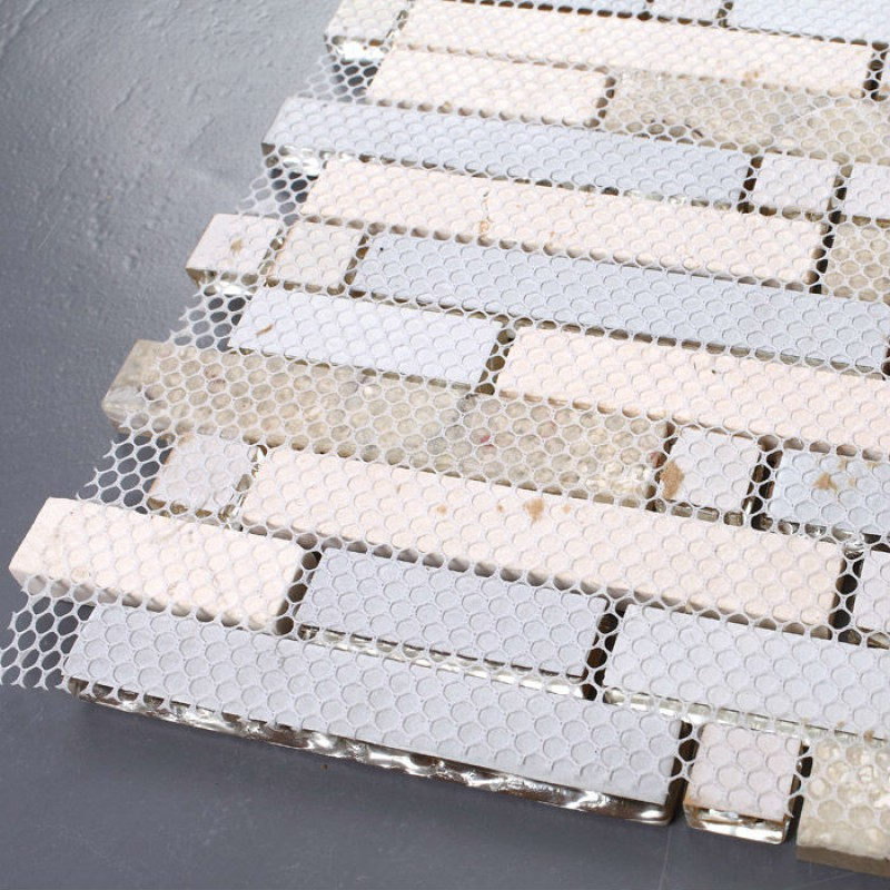 stone mosaic tile sheets kitchen backsplash tiles marble ks157 crystal glass tile resin shell bathroom wall sticker
