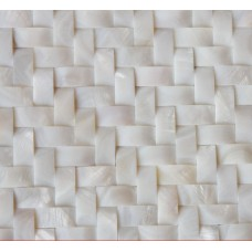 White shell wall tiles arched mother of pearl tile herringbone mosaic patterns MPD010 kitchen backsplash cheap seashell 3d floor tiles