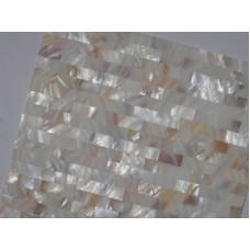 Mother of pearl subway tile kitchen backsplash seamless shell mosaic wall tiles natural seashell mosaics bathroom tile flooring MPH003