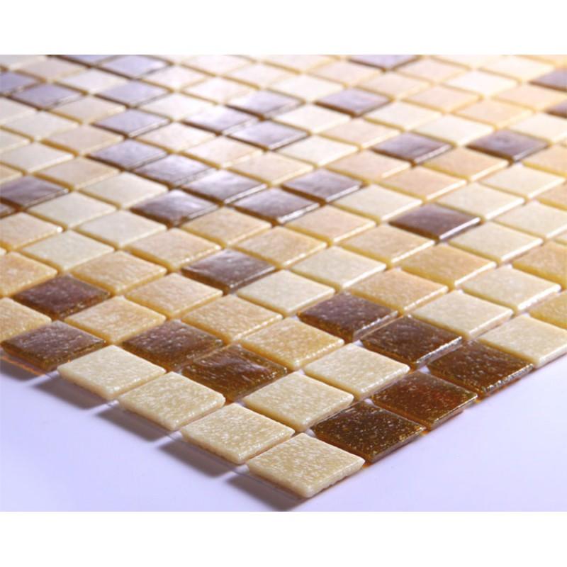 crystal glass mosaic tile art hand painted wall backsplash