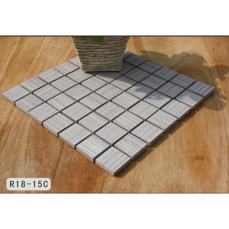 ceramic mosaic beige bathroom shower tile designs hand