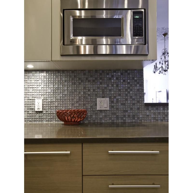 Mother Of Pearl Tile Backsplash Painted RanBei20 Shell Mosaic Tiles Kitchen  Design Natural Seashell Bathroom Mirror Wall Sticker