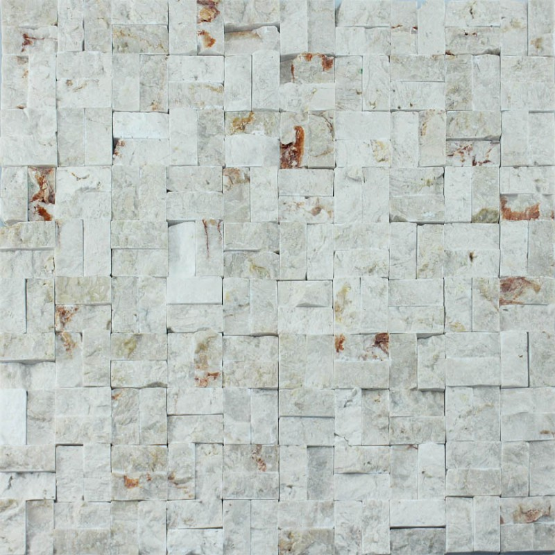 stone mosaic tile sheets kitchen backsplash wall sticker mosaic stone