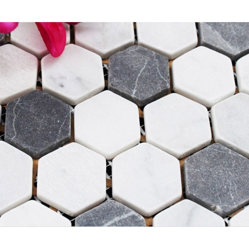 Stone Tiles Mosaic Tile Sheet Kitchen